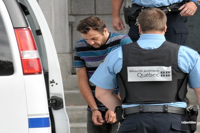 Yves Martin est détenu depuis le 1er août... (Archives Le Quotidien)
