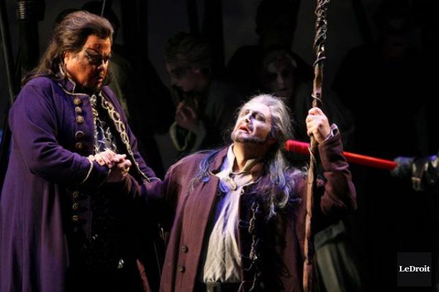 Opéra Lyra a abruptement annoncé mercredi qu'elle «cesse ses opérations». Une... (Etienne Ranger, Archives LeDroit)