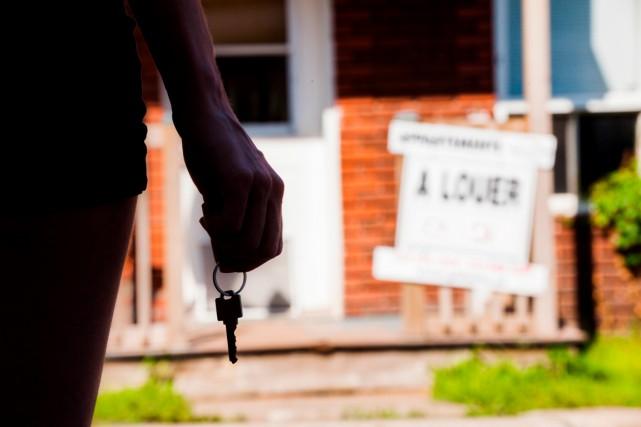 Selon l'indice du logement locatif compilé par circonscription... (Shutterstock, Benoit Daoust)