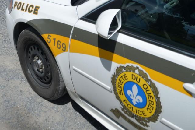 Un des trois suspects impliqués dans deux braquages à domicile d'un même couple... (PHOTO ARCHIVES LA VOIX DE L'EST)