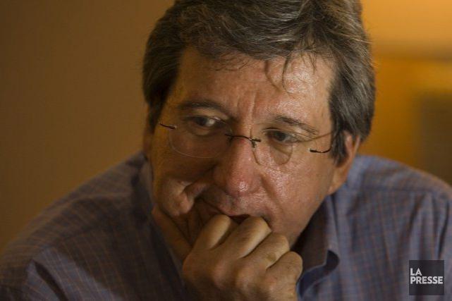 L'ex-coprésident du comité de la campagne électorale nationale... (Photothèque La Presse)