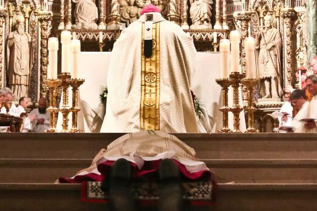 Cinquante ans après Vatican II, si le diaconat pour les femmes représente... (Patrick Woodbury, Archives LeDroit)