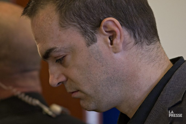 Guy Turcotte a plaidé non coupable aux deux... (PHOTO PATRICK SANFAÇON, LA PRESSE)