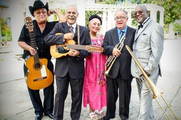 Pour la première fois en plus de 50 ans, un groupe musical de Cuba jouera à la... (PHOTO TIRÉE DE FACEBOOK)