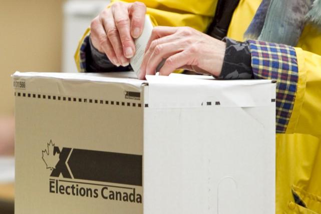 Les sondages ne mentent pas: les Canadiens s'apprêtent à élire un gouvernement... (Photo: Archives)