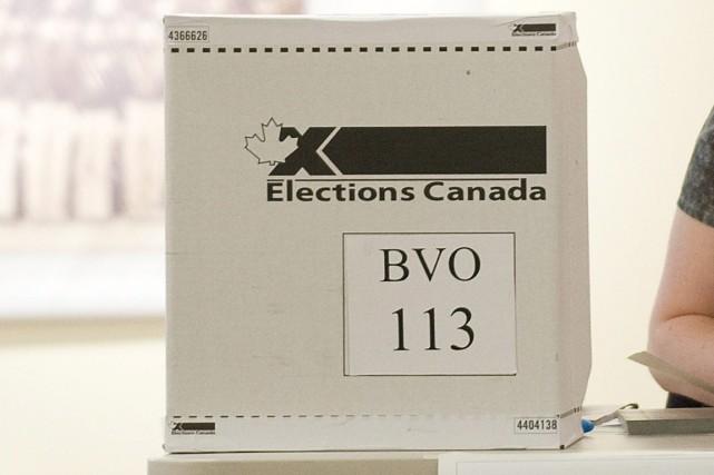Ça suffit! Cette campagne électorale historiquement longue a assez duré!... (Photo: La Presse Canadienne)