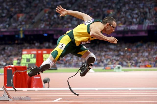 Aux Jeux olympiques de 2012, au sommet sa... (AP, Anja Niedringhaus)