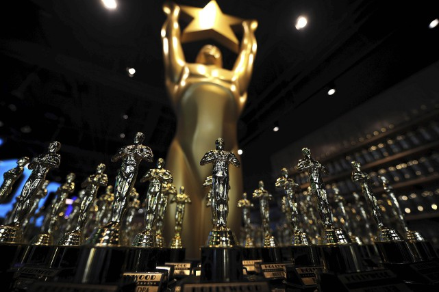 La présidente de l'académie hollywoodienne du cinéma croit que les critiques... (Gabriel Bouys, Archives Agence France-Presse)