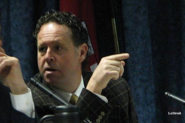 Le directeur général des Comtés unis de Prescott... (Archives, LeDroit)