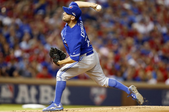Marco Estrada sera le partant vendredi.... (Photo USA Today Sports)