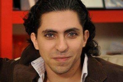 Le blogueur saoudien Raif Badawi, dont la famille... (Archives Associated Press)