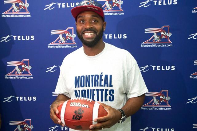 Les Alouettes ont acquis mercredi le quartKevinGlenn des... (La Presse Canadienne, Graham Hughes)