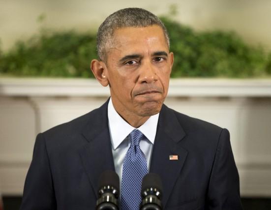 Le président Barack Obama a expliqué que les... (Agence France-Presse)