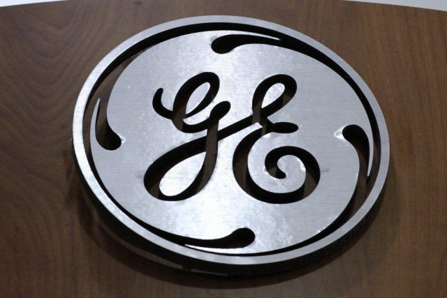 Le conglomérat industriel américain General Electric (GE), qui tourne le dos à... (PHOTO GENE J. PUSKAR, ARCHIVES AP)
