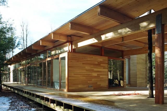 Pierre Thibault est l'un de nos architectes les plus connus, mais on en sait... (Photo fournie par Alain Forêt)