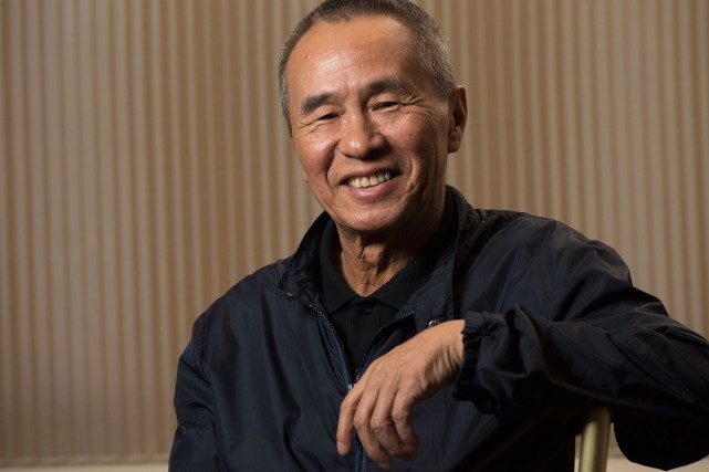 Hou Hsiao-hisen... (PHOTO AFP)