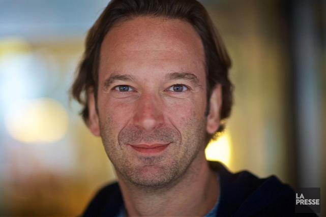 François Busnel... (PHOTO ANDRÉ PICHETTE, LA PRESSE)