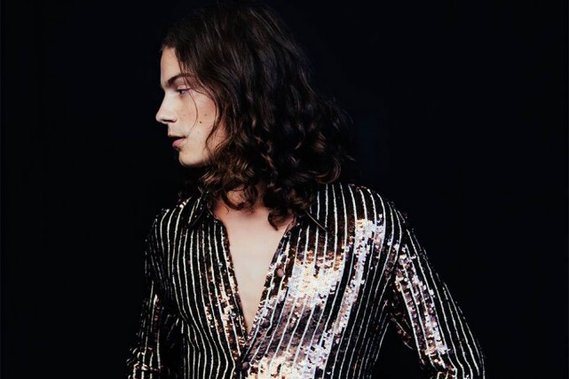 BØRNS... (PHOTO TIRÉE DE LA PAGE FACEBOOK DE L'ARTISTE)