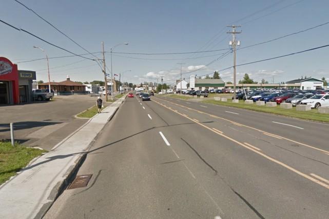 Le maire de Lévis a confirmé qu'un Plan... (Google Street View)