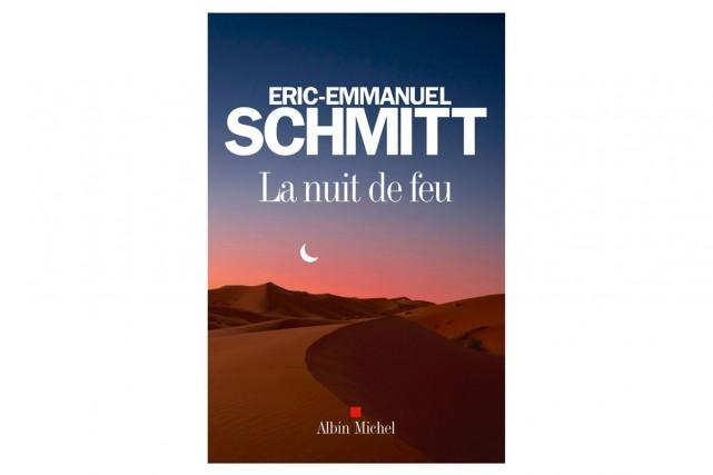 Que l'on partage ou non la foi d'Eric-Emmanuel Schmitt, La nuit de feu est un...