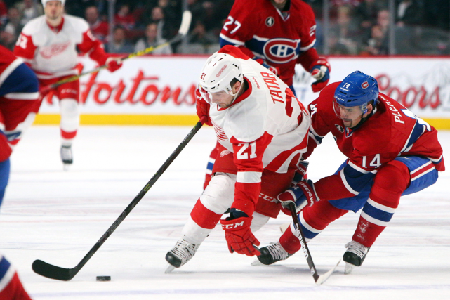 Tomas Tatar et Tomas Plekanec... (Photo Jean-Yves Ahern, archives USA Today)
