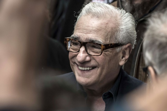Martin Scorsese... (PHOTO ARCHIVES AFP)