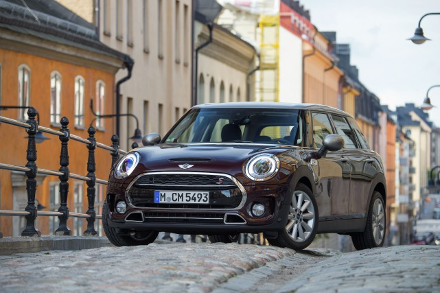La Mini Clubman 2016... (PHOTO FOURNIE PAR MINI)