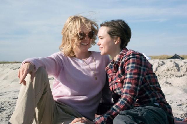 Le couple formé par Julianne Moore et Ellen... (Fournie par Lionsgate)