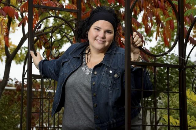 Julie Bergevin a été choisie parmi près de... (Photo: François Gervais)