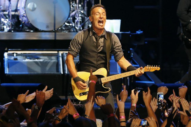 Bruce Springsteen... (PHOTO ARCHIVES REUTERS)