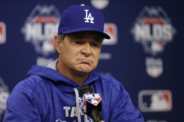 Don Mattingly... (Photo Frank Franklin II, archives AP)