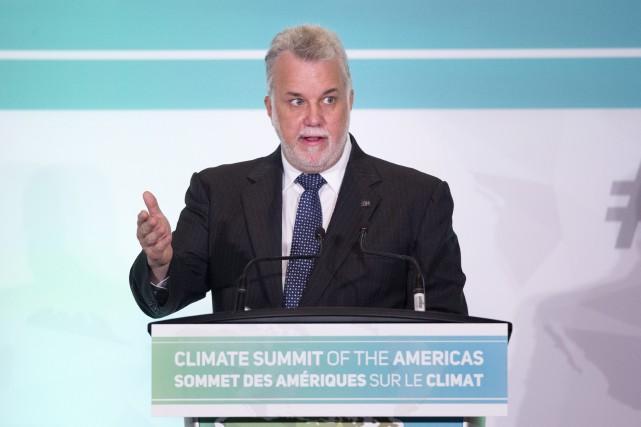 «Le Nord, sentinelle du climat, nous apostrophe», a... (Darren Calabrese, Archives La Presse Canadienne)
