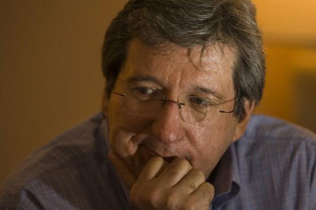 Le chef libéral savait que Daniel Gagnier,l'un de... (André Pichette, Archives La Presse)