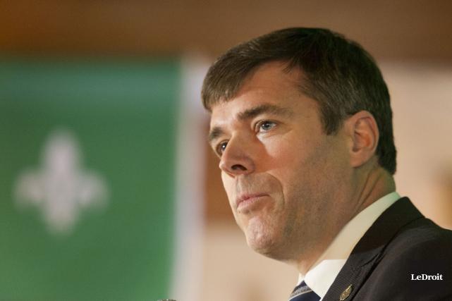 Victorieux en 2011, Pierre Lemieux dit remettre sérieusement... (Martin Roy, Archives LeDroit)