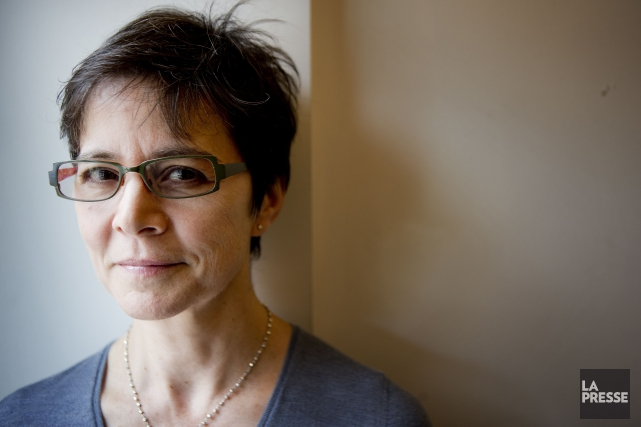 Ann-Marie MacDonaldn'avait pas prévu, du moins «pas consciemment»,... (Marco Campanozzi, La Presse)