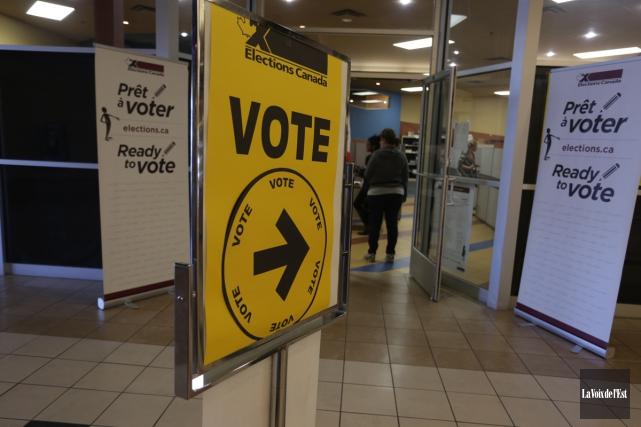 79 jours. 79 longs jours au terme desquels les électeurs de partout au Canada... (photo archives La Voix de l'Est)