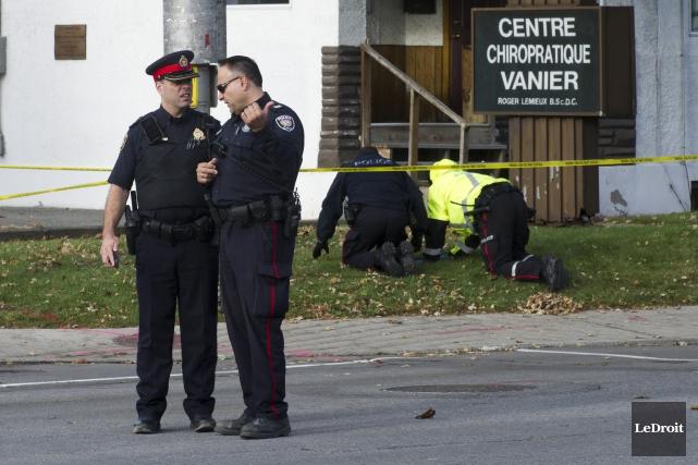 L'agression s'est produite dans le quartier Vanier.... (Martin Roy, LeDroit)