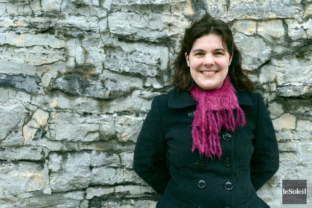 Marie Fortin, l'actuelle directrice du Club musical, a... (Photothèque Le Soleil, Patrice Laroche)