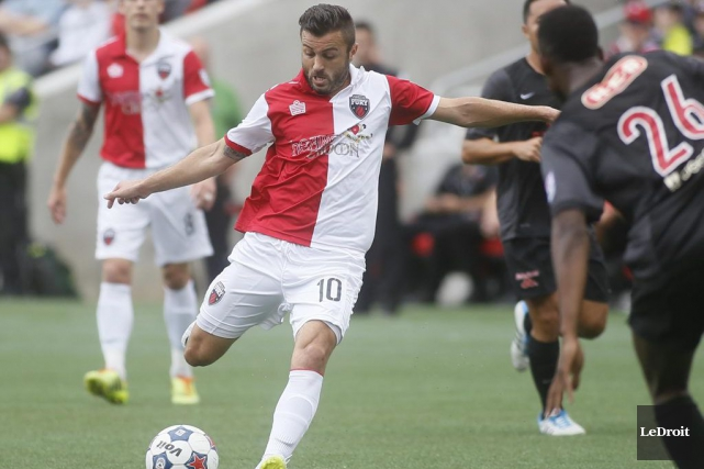 Le Fury disputera son dernier match local en... (Simon Séguin-Bertrand, Archives LeDroit)