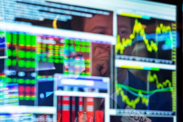 La Bourse de Toronto a clôturé en hausse... (Archives, La Presse Canadienne)