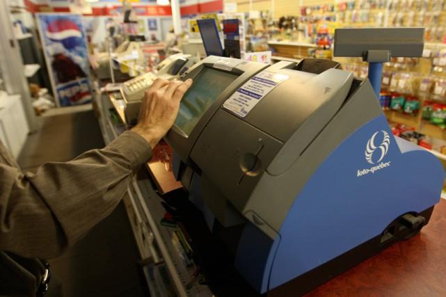 Le plus important gros lot de l'histoire des loteries canadiennes pourrait être... (PHOTO ARCHIVES LA PRESSE)