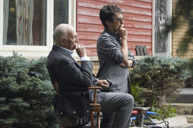 Atom Egoyan a renoué avec l'acteur Christopher PlummersurSouviens-toi.... (Fournie par les Films Séville)