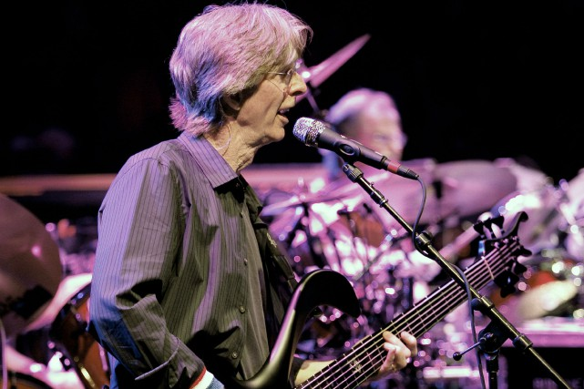 Phil Lesh... (AP, Richard Vogel)