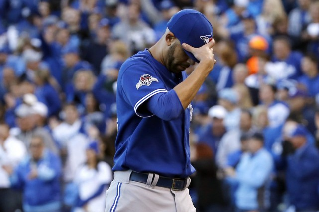 David Price a quitté le match après six manches... (Photo Matt Slocum, AP)