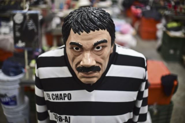 En cavale depuis son évasion spectaculaire en juillet,... (AFP, Ronaldo Schemidt)