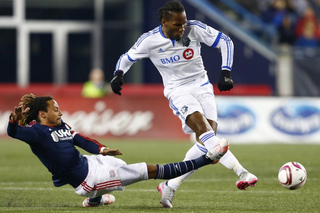 L'Impact a obtenu son neuvième blanchissage de la... (Photo Mark L. Baer, USA TODAY Sports)