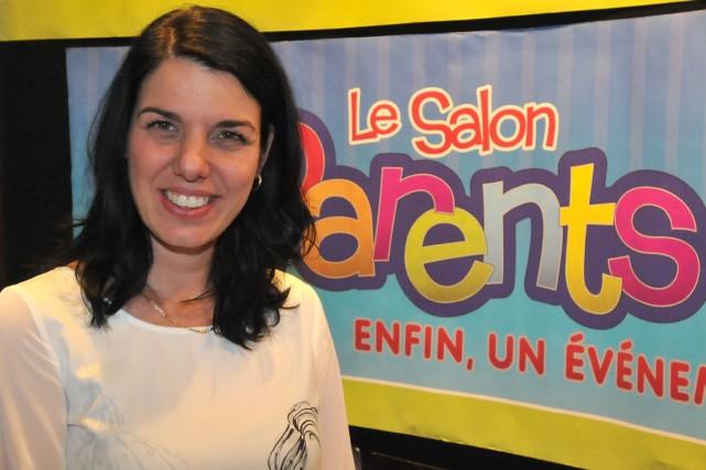 La promotrice de l'événement, Anick Ratté, annonce que... (Archives Le Progrès-Dimanche)