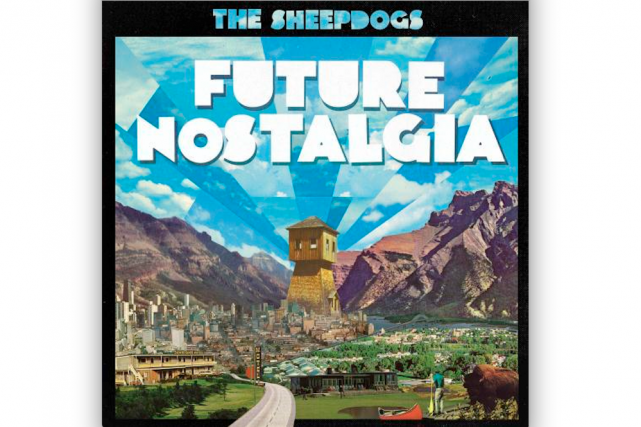 Future Nostalgia The Sheepdogs...