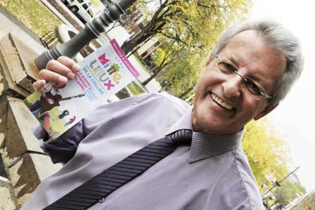 Le maire Jean Tremblay affirme que le parc... (Photo Le Progrès-Dimanche, Rocket Lavoie)