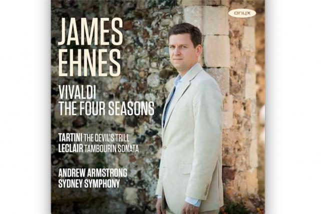 Tartini-Leclair-Vivaldi James Ehnes...